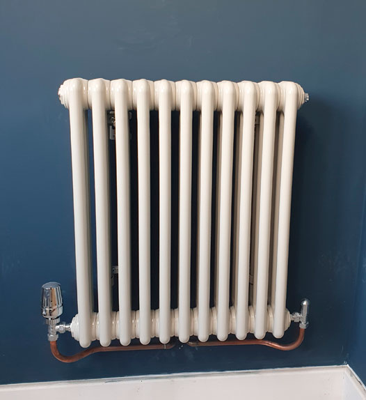 4white Traditional Wallradiator574